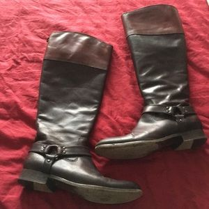 Frye size 11 brown riding boots